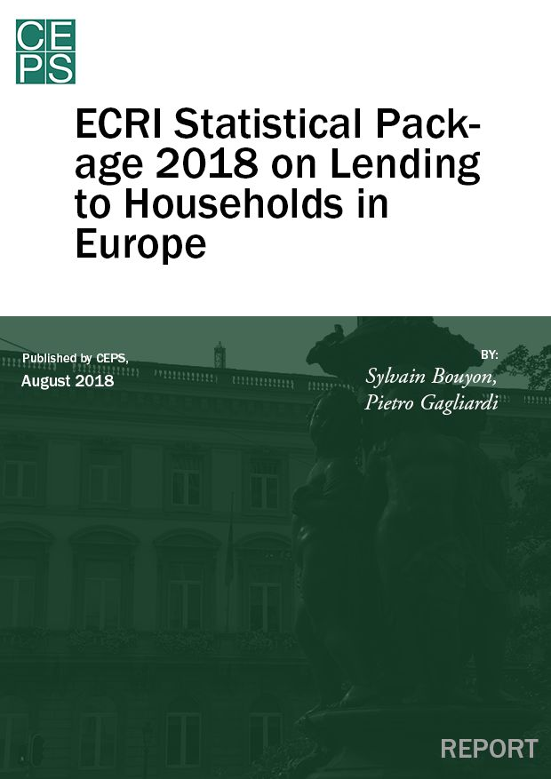 ECRI Statistical Package 2018 on Lending to Households in Europe